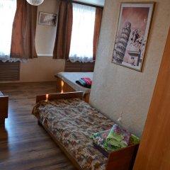 Гостиница Спартак Люкс с различными типами кроватей