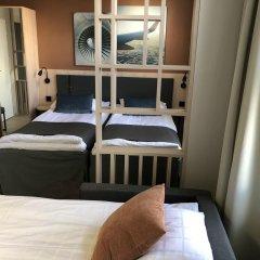 Airport Hotel Pilotti 3* Стандартный номер с различными типами кроватей фото 28