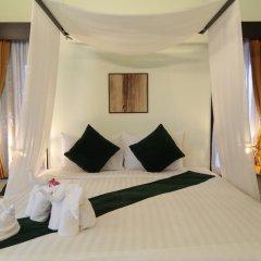 Отель Punnpreeda Beach Resort 3* Вилла Делюкс с различными типами кроватей фото 5