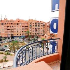 Отель Majorelle Марокко, Марракеш - отзывы, цены и фото номеров - забронировать отель Majorelle онлайн балкон