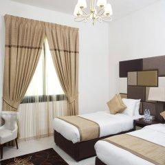 Al Waleed Palace Hotel Apartments Oud Metha 4* Студия с различными типами кроватей фото 2