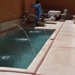 Отель Riad Ouarzazate Марокко, Уарзазат - отзывы, цены и фото номеров - забронировать отель Riad Ouarzazate онлайн бассейн фото 2