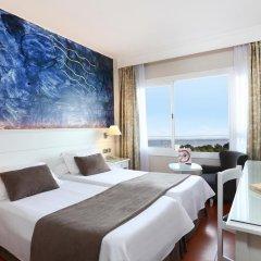 Hotel Joan Miró Museum 4* Стандартный номер с различными типами кроватей фото 3