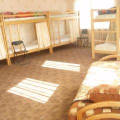 Хостел на Залесской Стандартный номер с различными типами кроватей