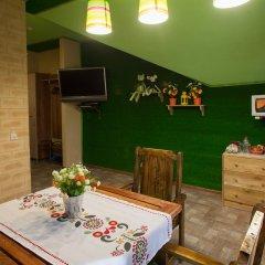 Мини-отель Бархат Улучшенный люкс с различными типами кроватей фото 9