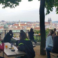Отель Lovely Prague Havanska питание