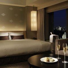 The Capitol Hotel Tokyu 5* Номер Делюкс с различными типами кроватей