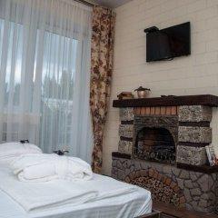 Гостевой дом Бонжур комната для гостей фото 2