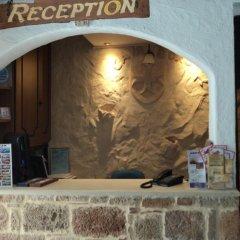 Отель Cava D' Oro Родос интерьер отеля фото 2