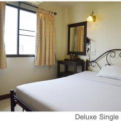 Отель Rambuttri Village Inn & Plaza 3* Номер категории Премиум с различными типами кроватей фото 17