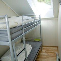Отель Tregde Ferie Апартаменты с различными типами кроватей фото 21