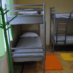 Домино Хостел Кровать в общем номере с двухъярусной кроватью фото 6
