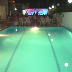 Mirage Apart Hotel Аланья бассейн фото 2