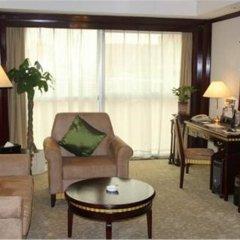Отель Shanghai Golden Jade Sunshine Hotel Китай, Шанхай - отзывы, цены и фото номеров - забронировать отель Shanghai Golden Jade Sunshine Hotel онлайн комната для гостей фото 4