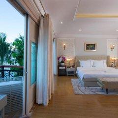 Отель MerPerle Hon Tam Resort 5* Номер Делюкс с различными типами кроватей фото 4