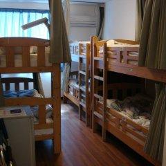 Mori no Kirameki Hostel Кровать в мужском общем номере фото 2