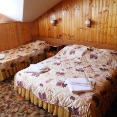 Гостиница Пансионат Золотая линия 3* Стандартный семейный номер с двуспальной кроватью фото 2