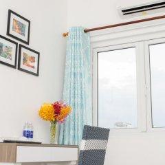 Отель LeBlanc Saigon 2* Стандартный номер с различными типами кроватей фото 5