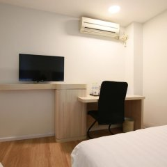 Отель Hanting Express Hotel Beijing Asian Games Village Китай, Пекин - отзывы, цены и фото номеров - забронировать отель Hanting Express Hotel Beijing Asian Games Village онлайн удобства в номере фото 2