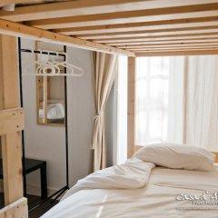 Hostel Casa d'Alagoa Кровать в общем номере с двухъярусной кроватью фото 14