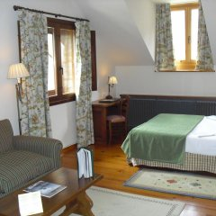 Отель Parador De Bielsa Huesca 3* Стандартный номер с различными типами кроватей фото 3
