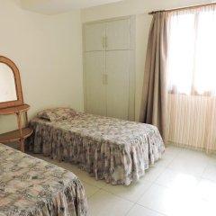 Отель Zambas Court комната для гостей фото 4
