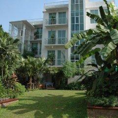 Отель P.K. Garden Home 3* Апартаменты фото 10