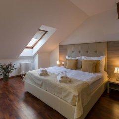 Отель Prague Old Town Residence Номер Делюкс с различными типами кроватей фото 24
