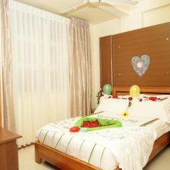 Отель Surfview Raalhugandu 3* Улучшенный номер с различными типами кроватей фото 4
