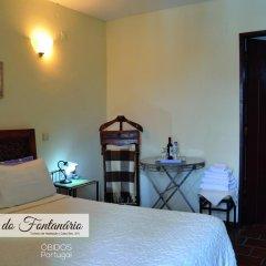 Отель Casa do Fontanário de Óbidos - Turismo de Habitação комната для гостей