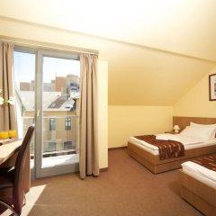Отель Erzsebet Kiralyne (Queen Elizabeth) 3* Стандартный номер фото 3