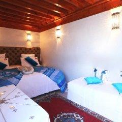 Отель Riad Zehar 3* Стандартный номер с различными типами кроватей фото 2