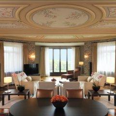 Отель The Dolder Grand 5* Люкс Golf с различными типами кроватей фото 2