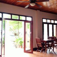 Отель Pangkham Lodge 2* Стандартный номер с различными типами кроватей фото 2