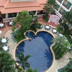 Отель Le Casa Bangsaen Таиланд, Чонбури - отзывы, цены и фото номеров - забронировать отель Le Casa Bangsaen онлайн бассейн фото 3