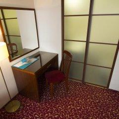 Гранд отель Казань 4* Стандартный номер двуспальная кровать