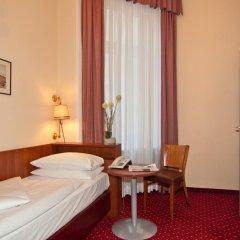 Novum Hotel Kronprinz Hamburg Hauptbahnhof 3* Стандартный номер разные типы кроватей