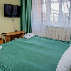Шарм Отель 2* Стандартный номер разные типы кроватей