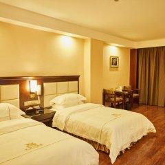 Отель Zhongshan Tianhong Hotel Китай, Чжуншань - отзывы, цены и фото номеров - забронировать отель Zhongshan Tianhong Hotel онлайн комната для гостей фото 3