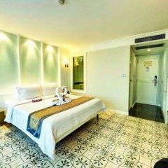 Jomtien Garden Hotel & Resort 4* Номер Делюкс с различными типами кроватей фото 42