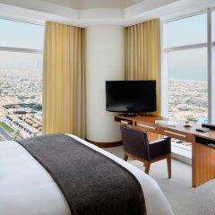 Отель JW Marriott Marquis Dubai 5* Стандартный номер с различными типами кроватей фото 4