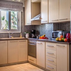 Отель Villa Nora Кипр, Протарас - отзывы, цены и фото номеров - забронировать отель Villa Nora онлайн в номере фото 2