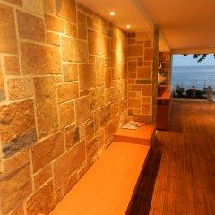 Отель Mare Bed & Breakfast Himara сауна
