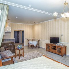 Апартаменты Элиза Студия с различными типами кроватей фото 33