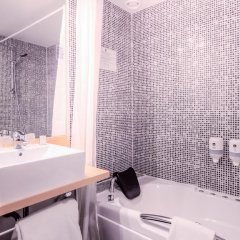Hotel Alize Mouscron 4* Люкс с различными типами кроватей фото 3