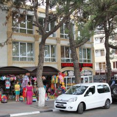 Гостевой дом Домашний Уют городской автобус