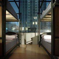 Nap@pan Hostel Бангкок комната для гостей фото 5