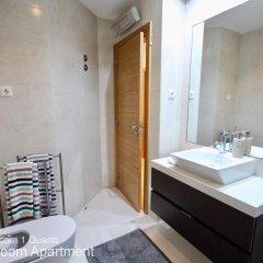 Отель Akicity Telheiras Star Португалия, Лиссабон - отзывы, цены и фото номеров - забронировать отель Akicity Telheiras Star онлайн ванная фото 2