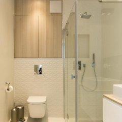 Отель Wronia Apartments Польша, Варшава - отзывы, цены и фото номеров - забронировать отель Wronia Apartments онлайн ванная