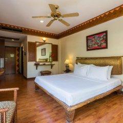 Отель Chaba Cabana Beach Resort 4* Номер Делюкс с различными типами кроватей фото 2